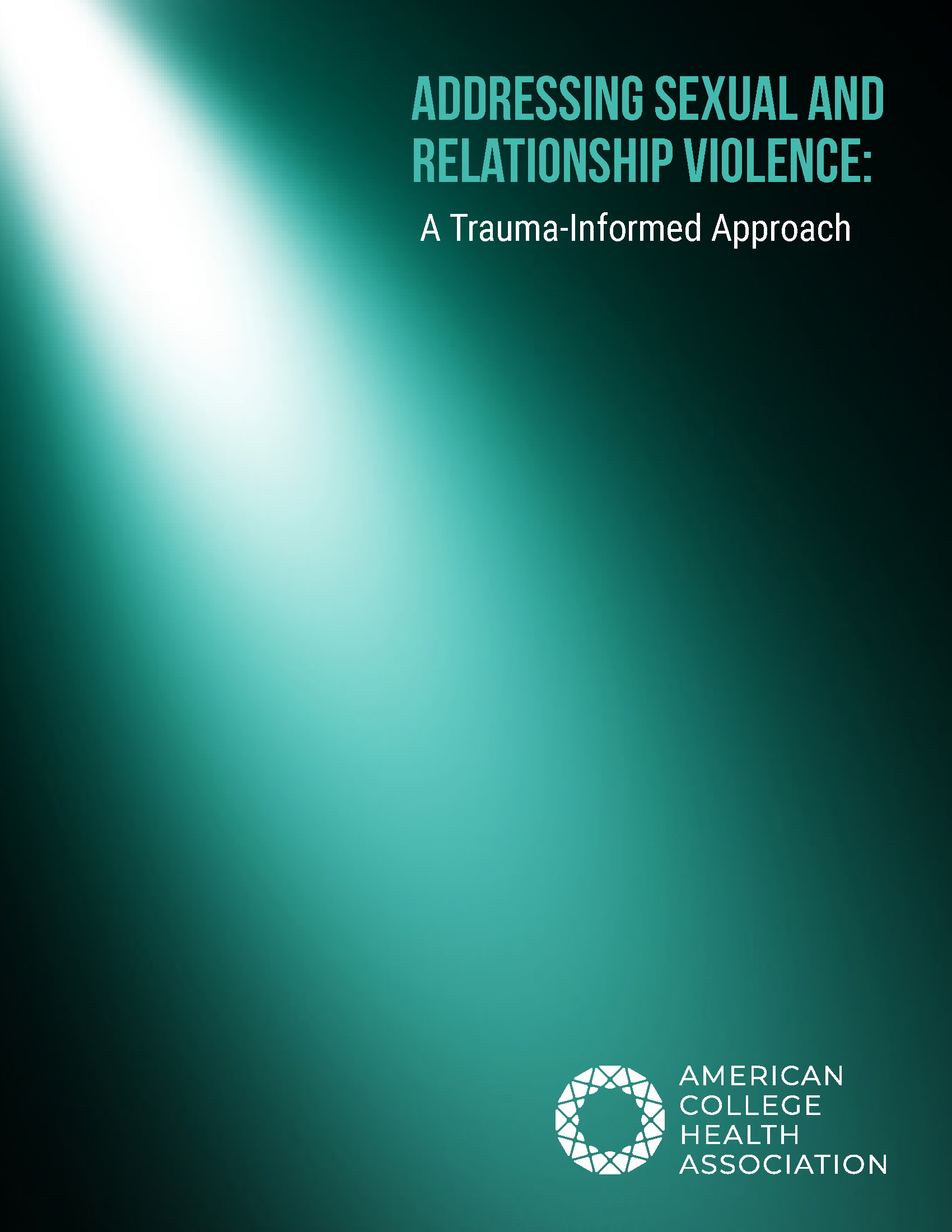 Sexual Violence Toolkit Cover